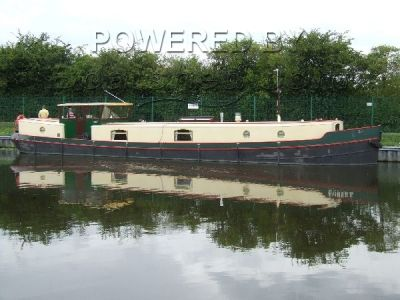 Dutch Barge 60ft