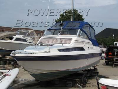 Sunseeker Day Cab 23