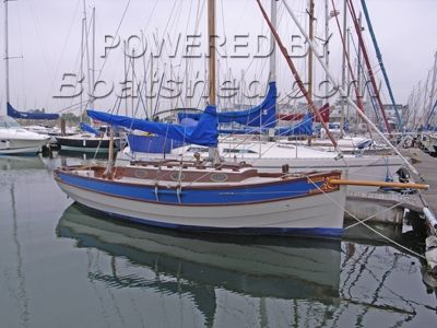Baltic One Design Gaff Cutter 23'
