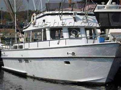 Succes Trawler Yacht