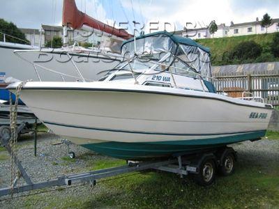 Sea Pro 210 WA