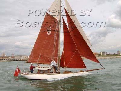 Baltic Gaff Cutter 36'