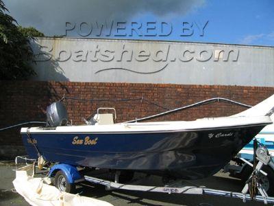 San Boat 455 Dolphin