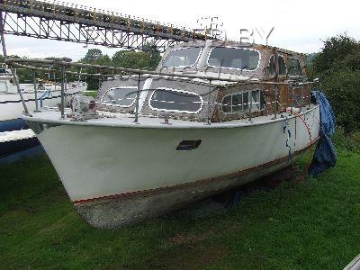 Steel Motor Boat 30
