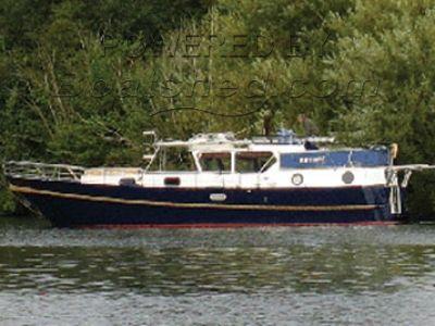 Branson Boats 46 Trawler Yacht