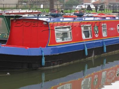 Narrowboat 40ft