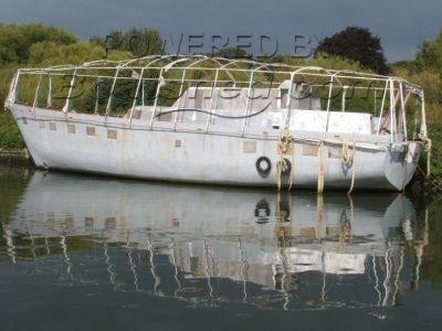TBA 72 Steel Motor Yacht