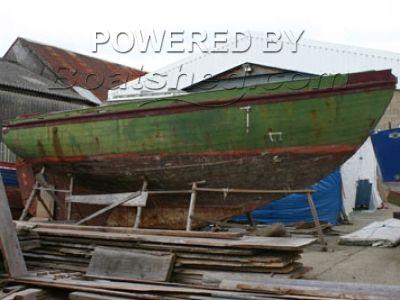 Laurent Giles Workboat 30'