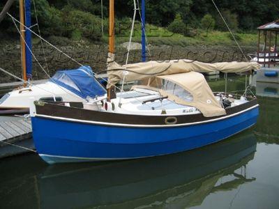 Ferry Boatyard, Penketh Winkle Brig