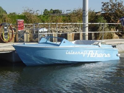 Islecraft Diesel Day Boat