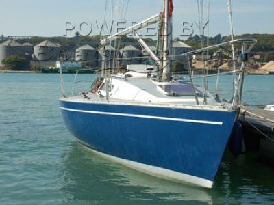 Oyster  SJ 27 1/4 Tonner