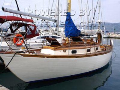 Wooden  Classic Sloop 36