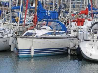 X-Yachts X382