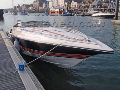 Foutain Powerboats 33 Lightning