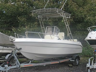 Savers Boats Saver 540 Open