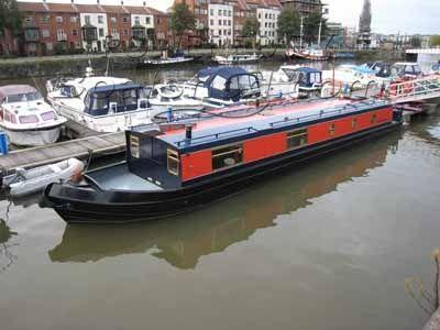 RLL Keynsham Widebeam Barge