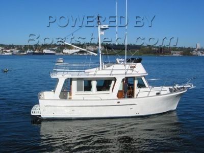 Mariner 34 Orient Sedan Trawler
