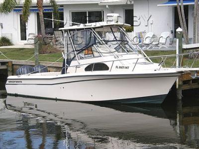 Grady White 282 Sailfish Walkaround