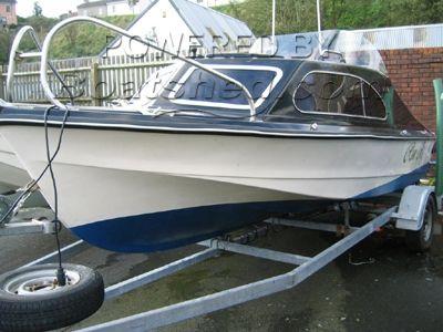 Escomar Boats Shetland 535