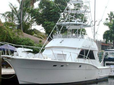 Hatteras 46 Convertible Sportfish