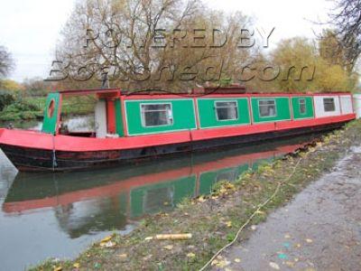 Narrowboat 59'6ft