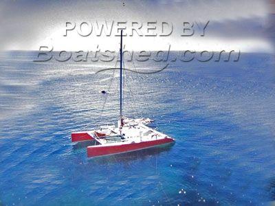 Formula Sailing Catamaran
