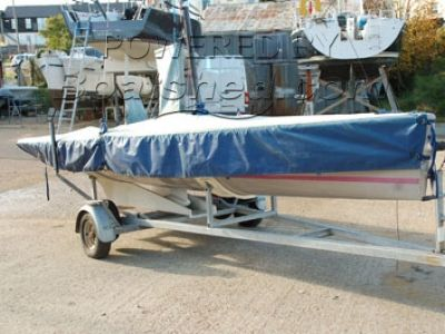 LDC Racing Sailboats RS K6