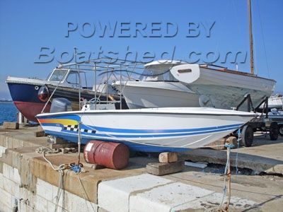 GRP Sport Fisher 20'