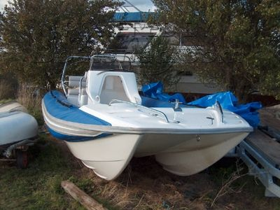 Hysucat 6.5 Cat Rib hull