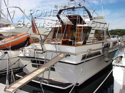 Buetzfleth 48 Flybridge
