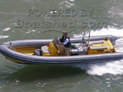 Coastline 7.5 metre inboard