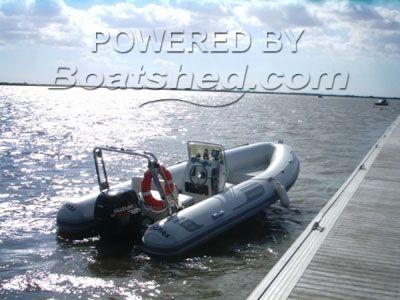 Sea RIBs 540 Lux