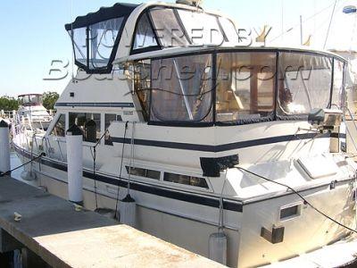 Jefferson 42 Sundeck Trawler