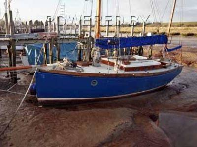 R.S. Burt Falmouth Quay Punt