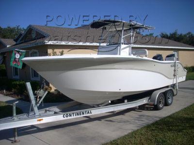 Seafox 256 CC Pro Series