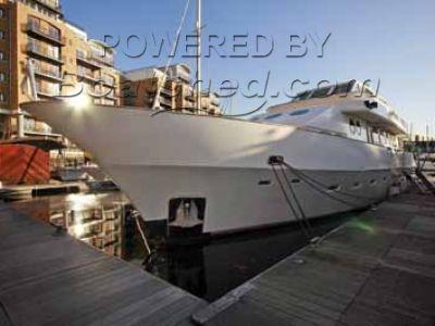 Halmatic Custom Superyacht