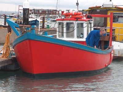 Fishing Boat Holton 24