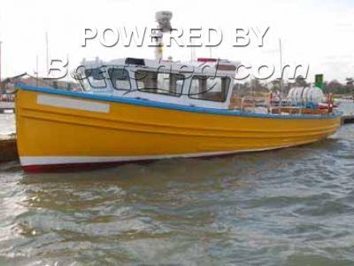 Wooden  Passenger Ferry 47'