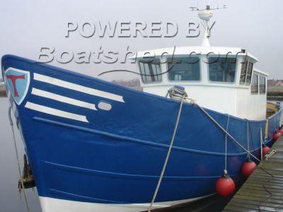 Dutch Trawler Converted MFV 52ft