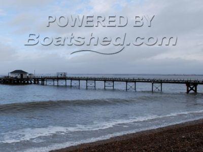 SH & SW Yockney Totland Pier
