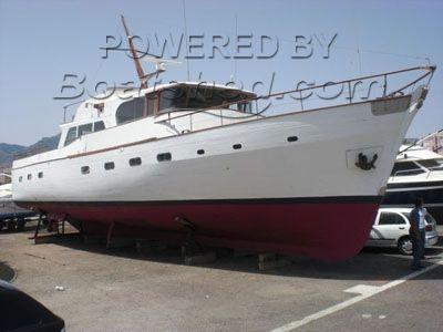 Bute Dockyard - Scotland Classic Motor Yacht
