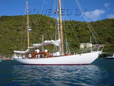 Abeking & Rasmussen Ketch 57'