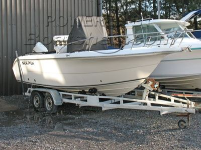 Seafox 216 CC