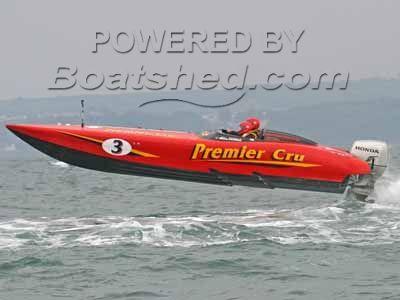 Cougar Honda Sport Racer