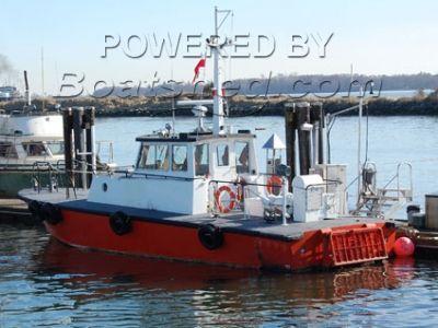 Shore boat Builders Pilot Launch
