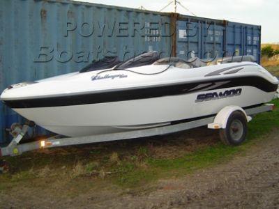 Sea Doo Challenger 18