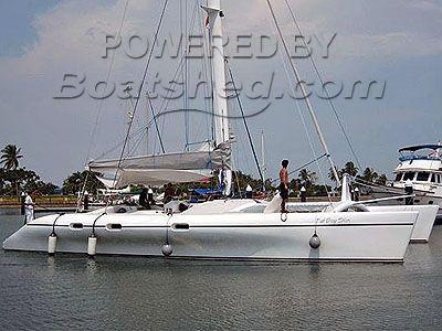 Nusa Dua Marine 160s Sports/Day Charter Catamaran