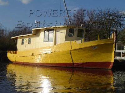 Liveaboard Trawler Conversion