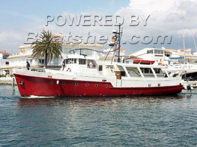 Boyer Trawler