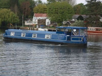 Wide Beam 60 Liverpool Boat Co